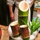 『竹の酒杯』の画像