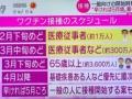 河野太郎 「NHK、勝手にワクチン接種のスケジュールを作らないでくれ。デタラメだぞ。」