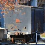 『放置貨車 テキ200形テキ210』の画像