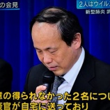 『コロナウイルス埼玉県の自宅待機で感染した40代男性の病院を2ch特定か』の画像
