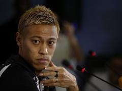 【褒め言葉?】「長友って他のスポーツしてたらもっと成功してたと思う」by 本田圭佑