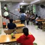 『中国のラーメン店は』の画像