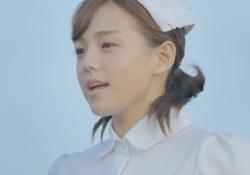 篠崎愛ちゃんがナース姿で出演するCMが可愛すぎる