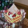 【桜ノ宮】2021年クリスマスケーキの素敵な便りが届いたよ~ ~帝国ホテル「ザ パーク」テイクアウトコーナー
