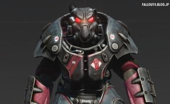 Wolfenstien Evil X1 Power Armor