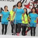 第10回湘南国際マラソン湘南ジェーンを探せ! その17(13番・前川裕奈)