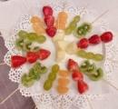 辻希美、せっかくの果物が台無し?色とりどりのフルーツ飴に批判殺到