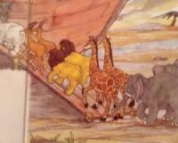 【聖書】 終末、残念ながらライオンと鹿は滅びる模様wwwwwwwwwww