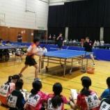 『多賀城市卓球協会強化練習会行ってきました』の画像