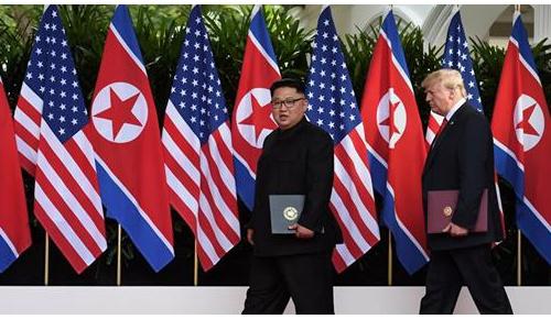 イランが北朝鮮に「トランプが合意を破棄する可能性」を警告 アメリカ人から自虐コメントが続出