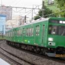 東急電鉄池上線緑の電車復活