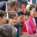 第58回鎌倉まつり2016 その3(ミス鎌倉お披露め・ミス鎌倉2016&ミス鎌倉2015)