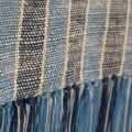 ぜんまい綿毛糸のマフラー