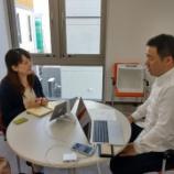 『わんちゃん連れで入れるCafe ikoro(イコロ)の旭さん ご経歴を生かした新サービスをご提案しました!』の画像