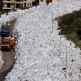 『いまだに残るベイルートのゴミ問題』の画像