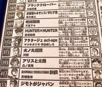 【欅坂46】ハンターハンター作者の富樫義博さんが「響」を見に行ってくれた様子!