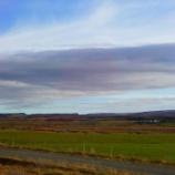 『アイスランド旅行記6 アイスランドの雲が芸術レベルに美しかった』の画像