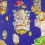 『浮遊建築群は春』
