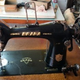 『【レトロな足踏みミシンの修理】思い入れがあり、どうしても修理して欲しいとのことで修理をしました!』の画像