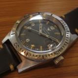 『『ウィットナー  ダイバー』・・・この時計が売れないはすがない!!』の画像