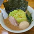 都筑区 横浜ラーメン厨房『うえむらや』