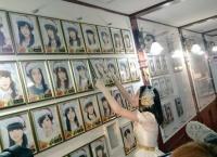 【SKE48】松井珠理奈、AKB劇場の壁写真を取り外す