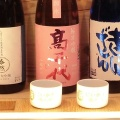 食卓に日本酒を彩るIN表参道