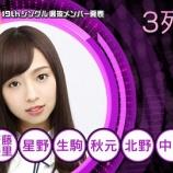 『【乃木坂46】継続される新内眞衣の選抜枠・・・』の画像