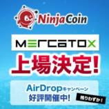 『仮想通貨ディスコNinjaCoinを紹介します』の画像