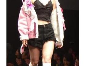 【画像】高橋愛ちゃんのモデル姿が格好いいと話題にwwww