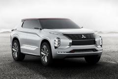 三菱自、EV航続距離120km、総航続距離1200km以上を目指すPHEVコンセプトカーを発表!