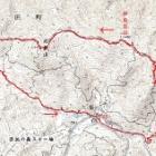 『広島県民の森 牛曳コース Jun 4, 2017』の画像