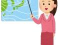 【朗報】気象予報士のお姉さん、うっかりお天気お姉さんより可愛くなってしまう(画像あり)