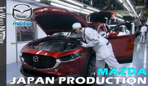 海外「マツダは日本品質の代名詞だ」マツダ日本工場の生産ラインの映像に海外感動