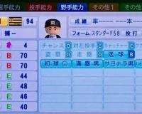 一時期の阪神原口のパワプロ能力www