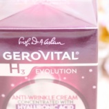『「ジェロビタール H3 エボリューション アンチリンクル コンセントレートクリーム withヒアルロン酸(3%)」でしっとりうるおってふっくらする肌へ』の画像