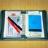 セリアで文房具パトロール♬ 6穴リングバインダーにご注意