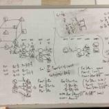 『2017年名古屋大学理系数学2番【数AB】確率・漸化式~計算もしんどい。添え字もめんどい。できるとめんこい問題。』の画像