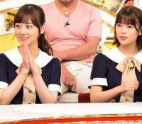 【乃木坂46】岩本蓮加と山下美月がTBS系「メイドインジャパン!」にゲスト出演!!