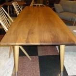 『【飛騨・高山の家具】 柏木工のCIVILのダイニングテーブル』の画像