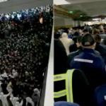 【動画】中国、上海浦東空港で感染者確認、全職員を隔離、PCR検査!パニックに!