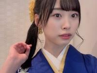 【日向坂46】振袖姿の髙橋未来虹におひさまメロメロ・・・・・