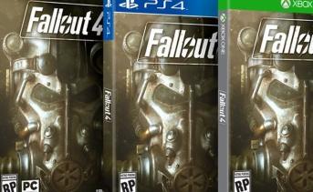 Fallout4 は11月10日に発売!