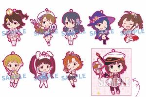 【ミリマス】2018年5月に「にいてんごむっ! PRINCESS STARS」のラバストが発売!