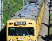 『西武多摩川線101系「黄色い電車」引退!! :by 松本正敏』の画像