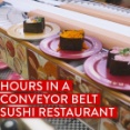 人気回転寿司「スシロー」シンガポール店長に24時間密着! 海外の反応