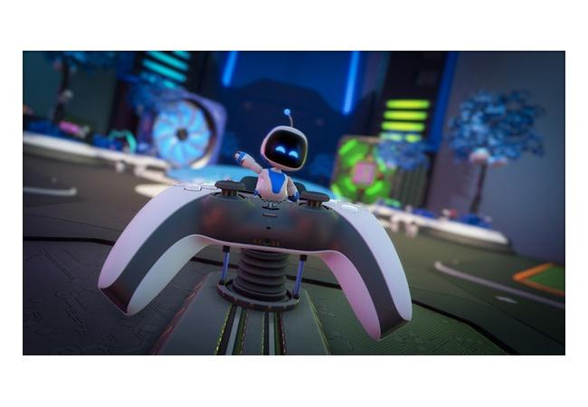 PS5のマリオみたいなゲーム『Astro's Playroom』が面白そう!