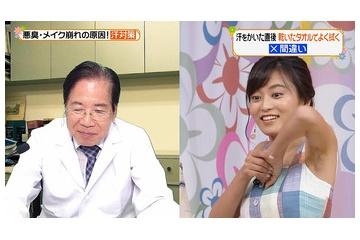 小島瑠璃子さんの腋、めちゃくちゃエロい