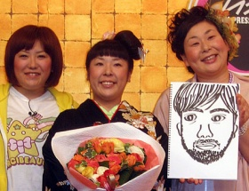 森三中・村上知子 第1子妊娠5カ月を発表!