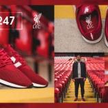 『直リンク 去年は2分で完売の人気モデル New Balance 247 x Liverpool FC が5/2 10:00発売』の画像
